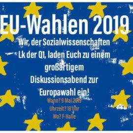 EU-Diskussionsabend