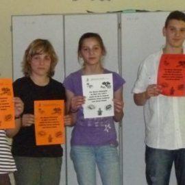 Die Superstars der Wilhelm-Kraft-Gesamtschule