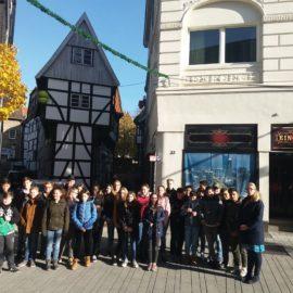 7e auf den Spuren der Cahns in Hattingen