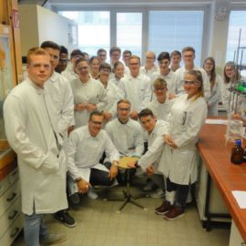 Molekularbiologie im Baylab
