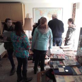 Projektwoche 2018 in Klasse 6e – Kindheit in der Nazizeit