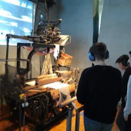 Besuch bei der DASA – Im Takt der Maschine