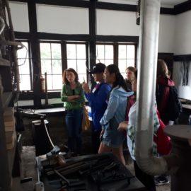 Besuch aus China in der Wilhelm-Kraft-Gesamtschule