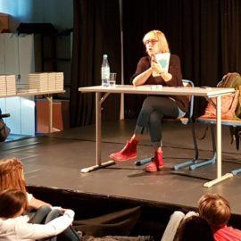 Wilhelm-Kraft-Gesamtschule nimmt am bundesweiten Vorlesetag teil