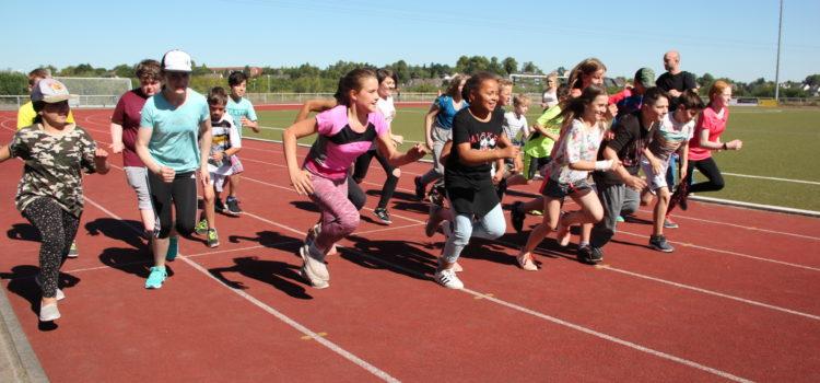 Laufen gegen Kinderarbeit – Sponsorenlauf 2018