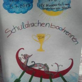 Klassen für Präsentation bei Drachenbootrennen geehrt