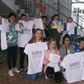 Klimaschutz und Energiesparen an der Wilhelm-Kraft-Gesamtschule 2019