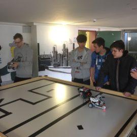 Programmieren mit Lego Mindstorms