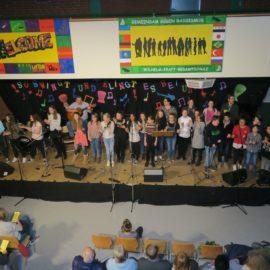 So swingt und klingt es bei uns – Das Schulkonzert 2018