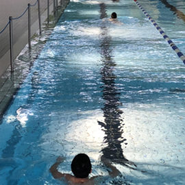 Schwimmabzeichen – check!
