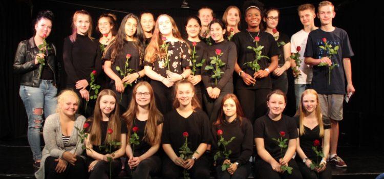 Schultheatertage in Hagen: Darstellen-und-Gestalten-Kurs freut sich über den 3. Platz