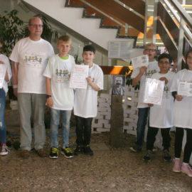 Klimaschutz und Energiesparen an der Wilhelm-Kraft-Gesamtschule 2018