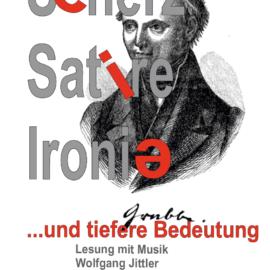 Scherz Satire Ironie – Lesung mit Musik, 27.09.18, 19 Uhr