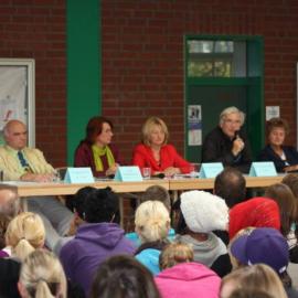 Podiumsdiskussion zur Bundestagswahl 2009
