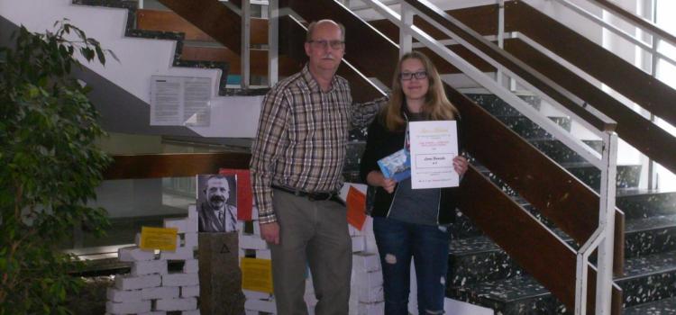 Klimaschutz und Energiesparen an der Wilhelm-Kraft-Gesamtschule 2017
