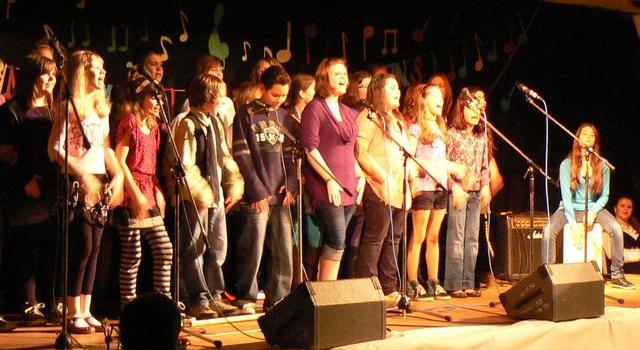 """Konzert """"So swingt und klingt es bei uns"""" (2010): ein voller Erfolg!"""