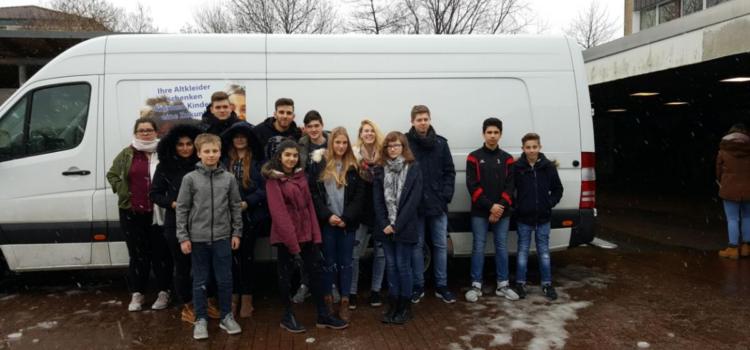 Weihnachtsaktion für das Friedensdorf Oberhausen erfolgreich beendet!