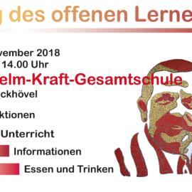 Tag des offenen Lernens 2018